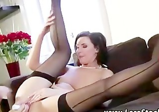 lesbian babes brought to climax