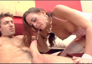 large boobed mother i fucking in nylons and a
