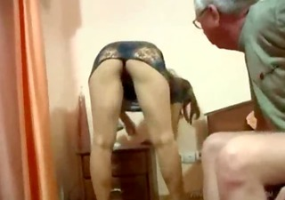 old dad screwed his sons youthful italian wife