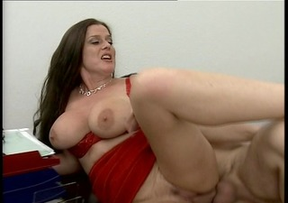 massive titties and a hot box great combination
