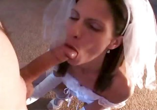 older bride anal